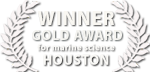 liquid motion film gold award marine science houston