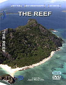 Liquid Motion Film DVD THe Reef Series